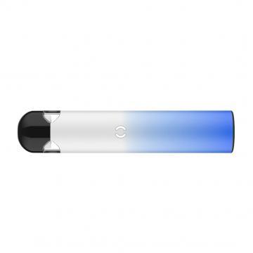 Пустая керамическая катушка плоская мини cbd vape одноразовая ручка испарителя