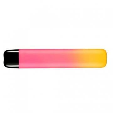 Новая электронная сигарета ОЕМ одноразовая электронная сигарета одноразовые капсулы vape ручка с индивидуальная упаковка