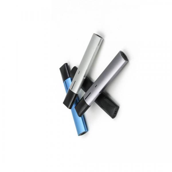 Электронная сигарета портативная керамическая катушка батареи чистый КБР масло жидкий испаритель одноразовые vape ручка КБР