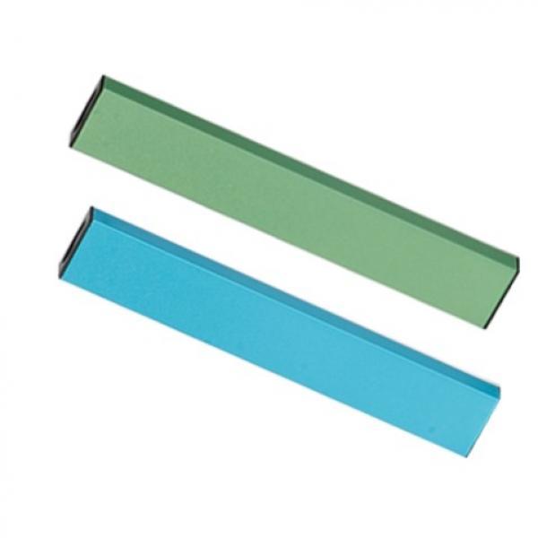 Полноцветная печать на заказ CBD одноразовые vape ручка картридж упаковка бумажная коробка для vape картридж пакет