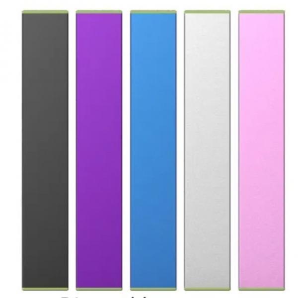 Горячая продажа США плоские одноразовые vape ручка пустой бак на заказ 1,2 мл электронная сигарета 2020